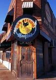 Studio di Sun, Memphis immagine stock