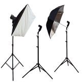 Studio Equipment Stock Photos