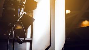 Studio equipment lighting stock photography