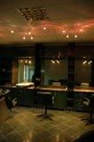 studio för frisör s Royaltyfri Foto