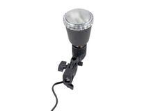 Studio flashlight Stock Photography