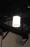 Studio Hanging Light Tent equipment. Studio Hanging Light Tent equipment or big lamp for movie shooting and flare of light in camera Stock Photos