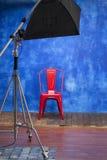 Studio interno Immagine Stock