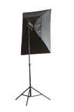 Studio lamp Royalty Free Stock Image