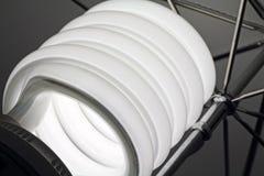 Studio light bulb Royalty Free Stock Photo