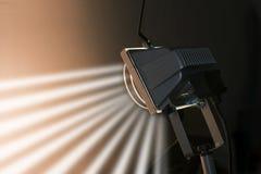 Studio light close up. Graphic illumination concept, studio light close up Royalty Free Stock Photos