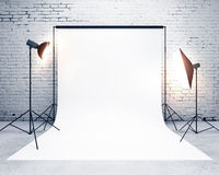 Studio Royalty Free Stock Images