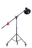 Studio light stand Royalty Free Stock Photography