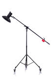 Studio light stand Royalty Free Stock Images