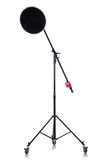Studio light stand Royalty Free Stock Image