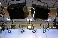 The Studio light. stock photo
