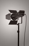 Studio lighting Royalty Free Stock Image