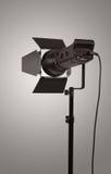 Studio lighting. Monoblock of professional studio lighting royalty free stock image