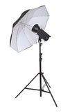 Studio lighting Royalty Free Stock Photos