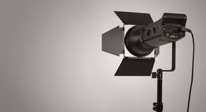 Studio lighting Stock Photos