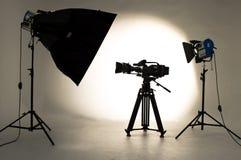 Studio Lighting. Stock Images