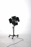Studio lighting equipment Stock Photography