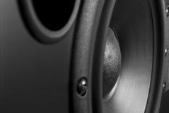 Studio loudspeaker Royalty Free Stock Image
