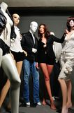 Studio Mannequin Royalty Free Stock Images