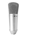 Studio Microphone - Isolated Royalty Free Stock Image