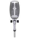 Studio microphone Royalty Free Stock Photos