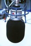 studio mikrofonu Zdjęcia Stock