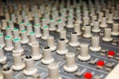Studio Mixer Royalty Free Stock Image