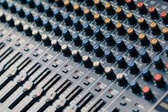 Studio mixer Stock Photos