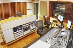 studio nagrań Fotografia Stock