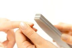 Studio nail Stock Photos