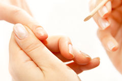 Studio nail Stock Image