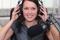studio par radio images stock