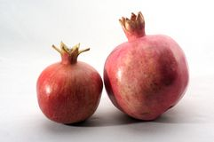 Studio Photo of Pomegranate Royalty Free Stock Photos