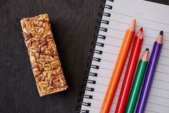 Snack Bar Stock Photography
