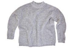 Woolen Jumper. A studio photo of a woolen jumper stock photography