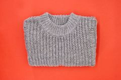 Woolen Jumper Stock Photos