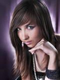 Studio Portrait Stock Image