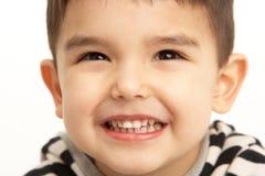 Studio Portrait Of Young Boy Royalty Free Stock Photo