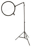 Studio reflector Royalty Free Stock Photos