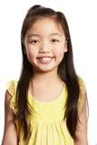 Studio schoss vom chinesischen Mädchen Stockbilder