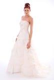 Studio shot of bride Stock Image