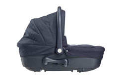 A studio shot of a carrycot Royalty Free Stock Photography