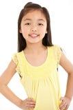 Studio Shot Of Chinese Girl Stock Photos