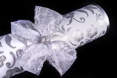 Traditional Christmas Cracker Royalty Free Stock Images