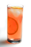 Studio shot of drink - close up Royalty Free Stock Images