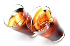 Studio shot of drink on white background Stock Photo