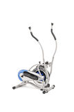 A studio shot of an elliptical cross trainer Royalty Free Stock Photo