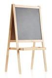 Studio shot of empty school board Royalty Free Stock Image