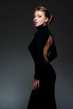 Studio shot of glamor woman Royalty Free Stock Photography