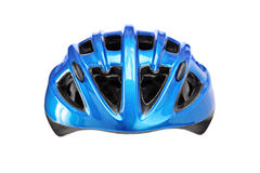 Studio shot of a helmet for byciclist Royalty Free Stock Images